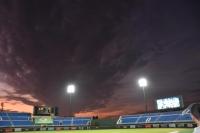 真っ黒な雲170914