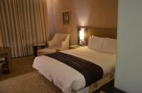 新幹線花園酒店のベッド170528