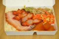 叉燒燒肉飯170624