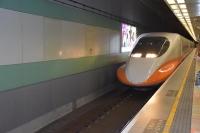 また新幹線で170914