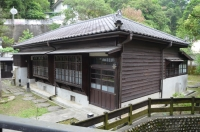 日本時代の木造建築170525