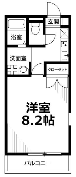 ■物件番号4983 海側!格安3.9万円!BT別!独立洗面!システムK!浴室乾燥!2階カド!!