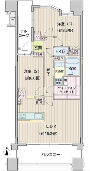 ■物件番号5004 テラスモール湘南の隣の分譲マンション「プレジデントステージ辻堂湘南C-X」の賃貸入荷!