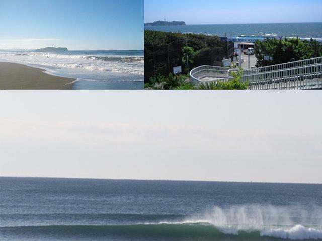 ★辻堂海岸ビーチまで自転車3~4分! 近いですね!