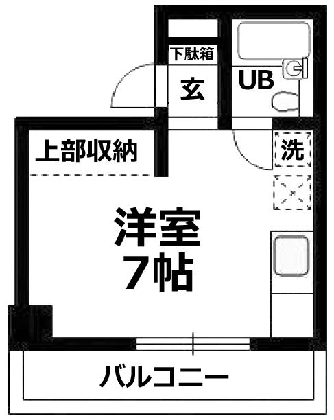 ■物件番号5054 茅ヶ崎駅徒歩4分!駅近マンション!格安4.6万円!エレベーター完備!4階のお部屋!