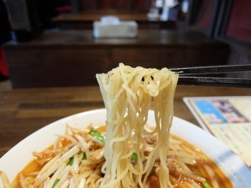 中細の中華麺