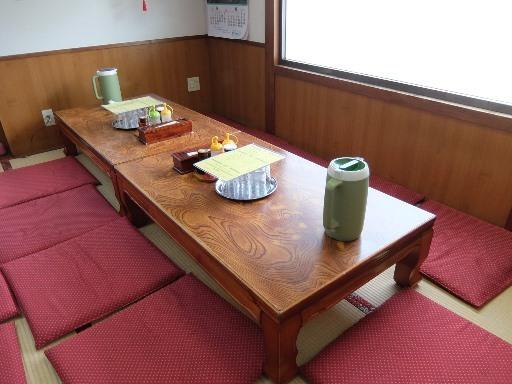 小上がりテーブル