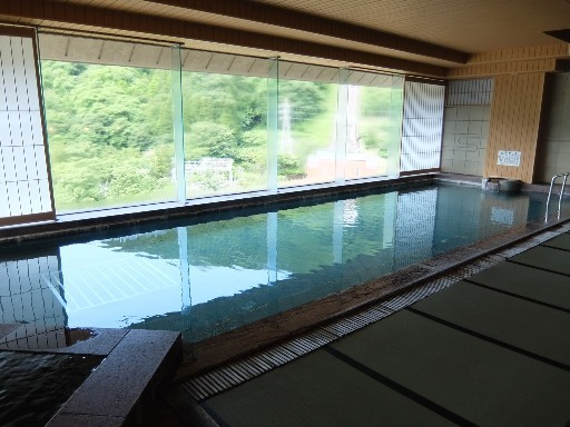 萩姫の湯の内湯