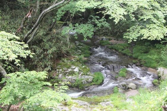 浅見川渓谷