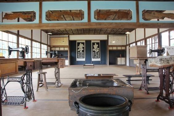 裁縫室兼講堂