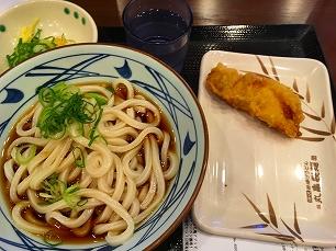 170526丸亀製麺@釜揚げ