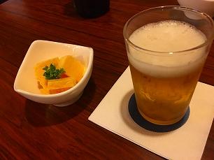 170708とき@瓶ビール
