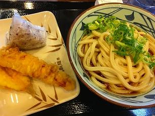 170713丸亀製麺@ぶっかけ