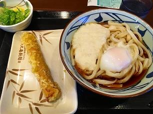 170714丸亀製麺@ぶっかけ