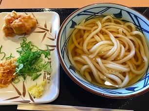 170809丸亀製麺東久留米@冷かけ