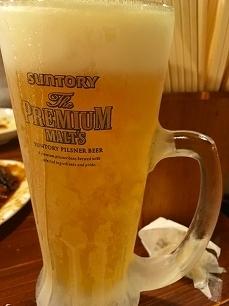 170812やまの@生ビール
