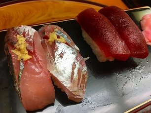 170825栄寿司@握り2