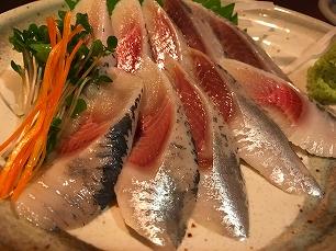 170826須みず@秋刀魚酢〆