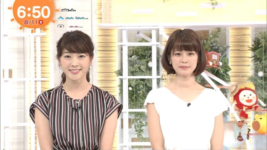「めざましテレビ」鈴木唯