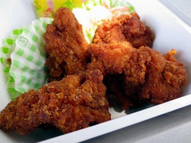 チキン弁当