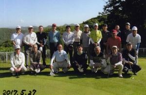 二工会ゴルフ173