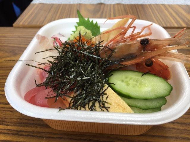 荒井東 海鮮丼