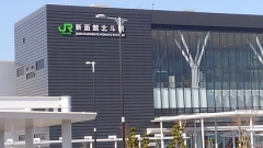 新函館北斗駅20170504