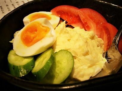 手作りポテトサラダす
