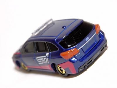 トイザらスオリジナル スバルレヴォ—グ 富士スピードウェィ オフィシャルカー仕様