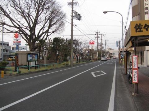 旧東海道 弥勒町