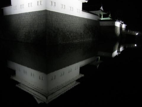 駿府城巽櫓と東御門