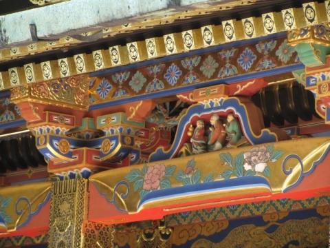 東照宮拝殿