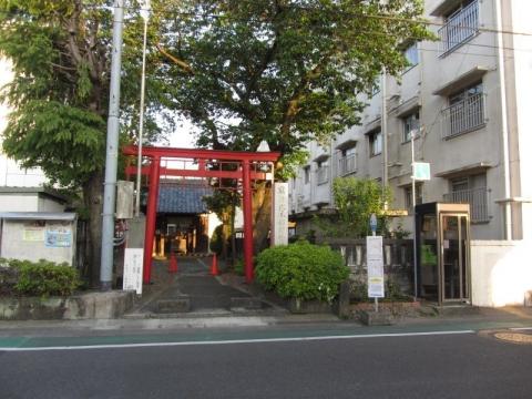駿河伏見稲荷神社