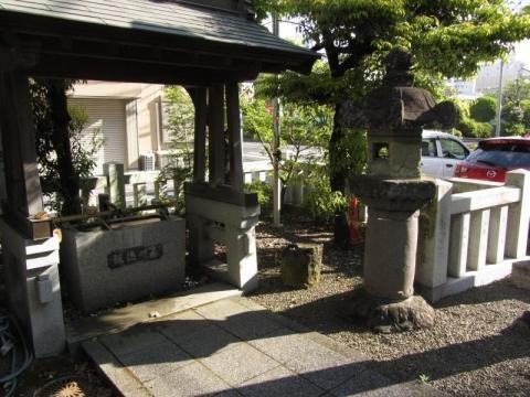 久能山東照宮の石燈籠