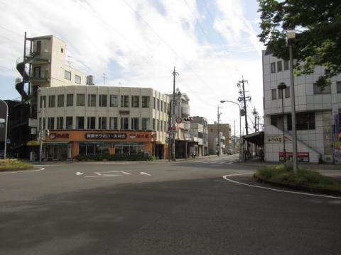 横田町西交差点