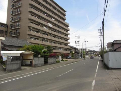 旧東海道 古庄