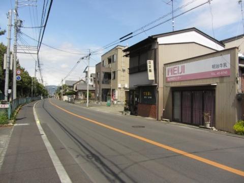 旧東海道 有度本町