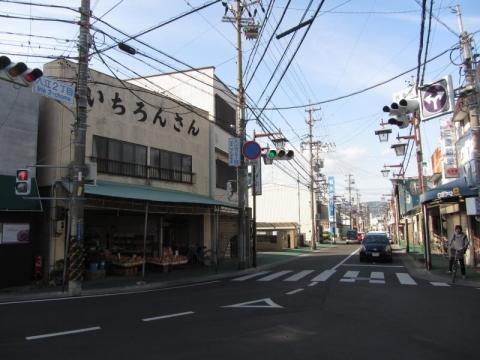 入江2丁目交差点
