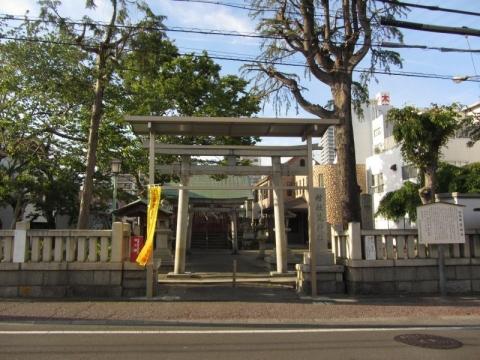 伝馬町荒神社