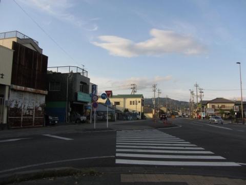 旧東海道 辻町