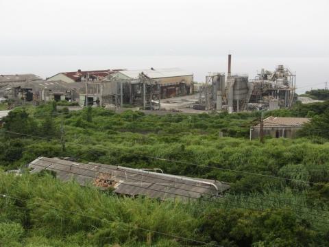 アーバンマイン工場と倉庫