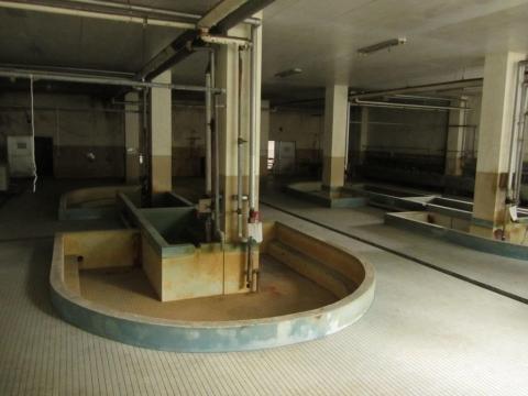 第二立坑大浴場