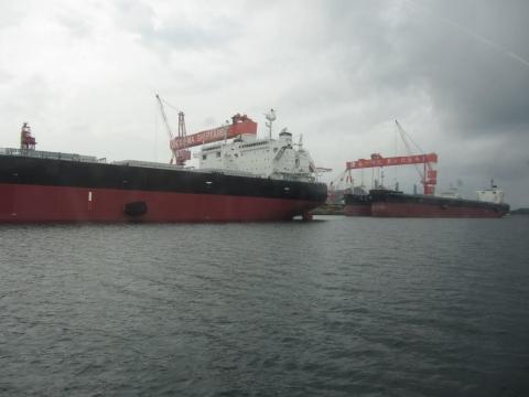 大島造船所