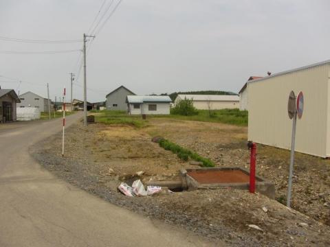 石狩新城駅旧計画地