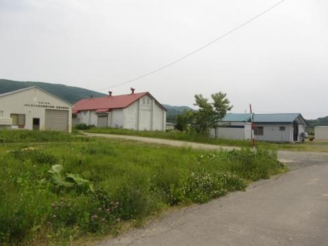石狩新城駅の旧計画地