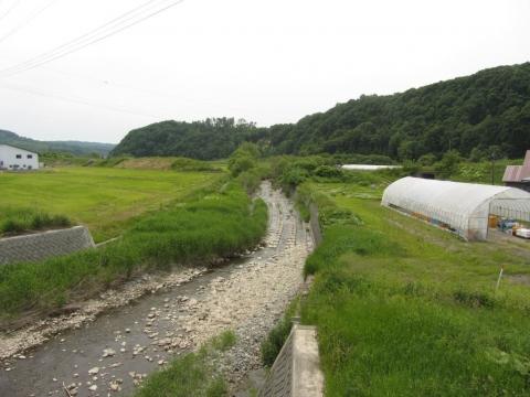 パンケ幌内川
