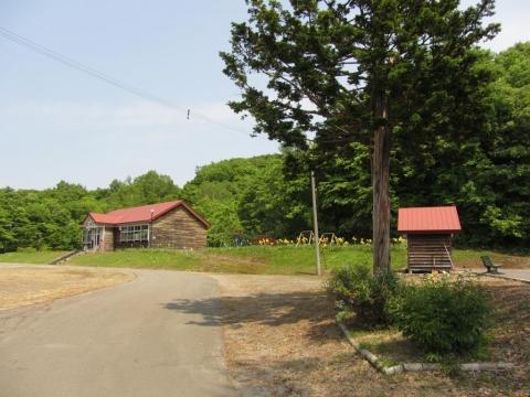 旧幌成小学校校舎