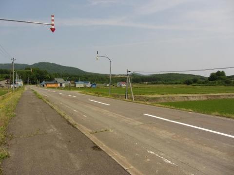 下幌成駅跡