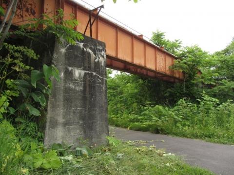 旧徳富川橋梁