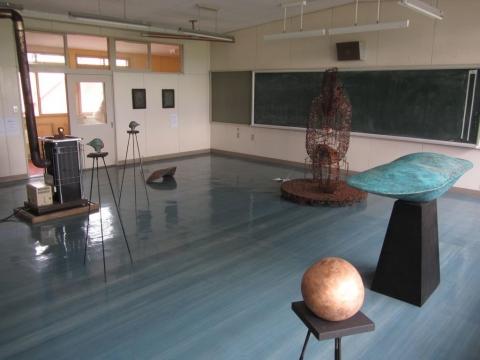 旧政和小学校教室